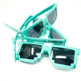 Power Up: 8-bit Sunglasses (set of 12)