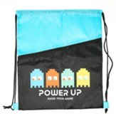 Power Up: Drawstring Backpack (set of 12)