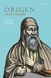 Origen: On First Principles