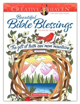 Beautiful Bible Blessings Coloring Book
