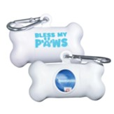 Bless My Paws Pet Waste Bag Holder