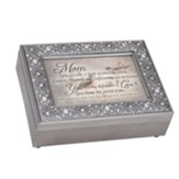 Mom You Are My Definition of Love Filigree Music Box