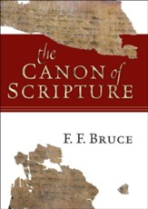 The Canon of Scripture, paper