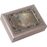 Family For Where Your Treasure Is, Music Box