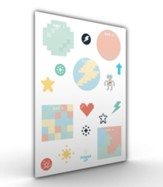 Power Up: Sticker Sheet (set of 12)