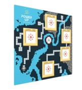 Power Up: Student Game Map (set of 12)