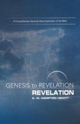 Revelation, Participant Book (Genesis to Revelation Series)