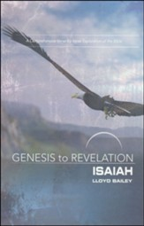 Isaiah: A Comprehensive Verse-by-Verse Exploration of the Bible - Participant Book (Genesis to Revelation Series)