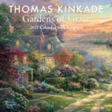 2021 Gardens of Grace Wall Calendar