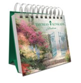 Thomas Kinkade Perpetual Calendar with Scripture
