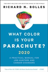 What Color Is Your Parachute? 2020: A Practical Manual for Job-Hunters and Career-Changers, Softcover