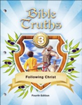 BJU Press Bible Truths Grade 3 Student Worktext, 4th Edition (Copyright Update)