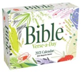 2021 Bible Verses Mini Day-To-Day Calendar