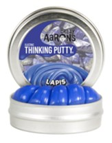 Mini Thinking Putty, Lapis Blue