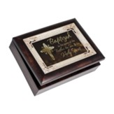 Father, Son, Holy Spirit, Baptism Music Box