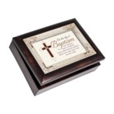 Angels Sent a Prayer, Baptism Music Box