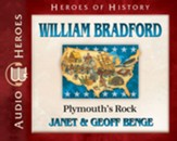 William Bradford: Plymouth's Rock Audiobook on CD
