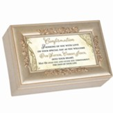 Your Special Day, Confirmation Petite Music Box