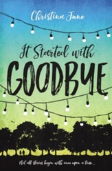 It Started with Goodbye - eBook