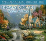 2022 Bridge of Hope Special Collector's Edition Deluxe Wall Calendar