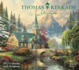 2022 Thomas Kinkade Studios Deluxe Wall with Scripture
