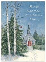 Church in the Pines, Boxed Christmas Cards