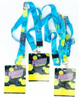 Focus: Nametags and Lanyards (pkg. of 12)