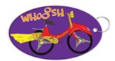 Whooosh: Bicycle Keychain (pkg. of 12)