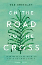 On the Road to the Cross Leader Guide - eBook