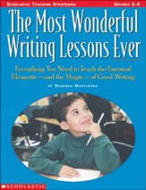 Most Wonderful Writing Lessons Ever