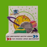 To Mars and Beyond: 3D Planet Scene Craft Kit (Pkg. of 12)