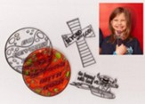 To Mars and Beyond: Suncatchers Craft Kit (Pkg. of 12)