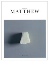 The Gospel of Matthew: The Story of Jesus, with Visual  Imagery and Thoughtful Design, NLT