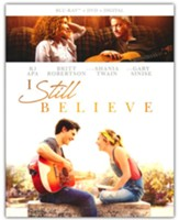 I Still Believe, Blu-ray/DVD/Digital