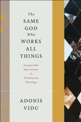 The Same God Who Works All Things: Inseparable  Operations in Trinitarian Theology
