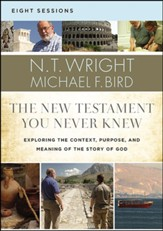 The New Testament You Never Knew - All 8 Video Sessions [Video Download]