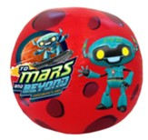 To Mars and Beyond: Inflatable Logo Balls, 16 (Pkg. of 2)