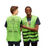 To Mars and Beyond: Mission Leader Vest
