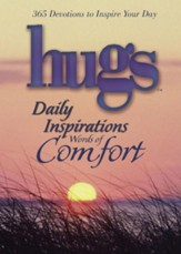 Hugs Daily Inspirations Words of Comfort: 365 Devotions to Inspire Your Day - eBook