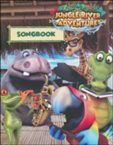 Jungle River Adventure: Songbook