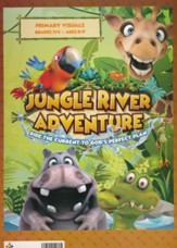 Jungle River Adventure: Primary Visuals