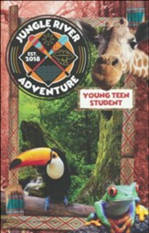 Jungle River Adventure: Young Teen Student Book