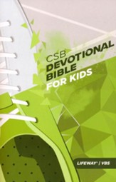Game On: CSB Devotional Bible for Kids