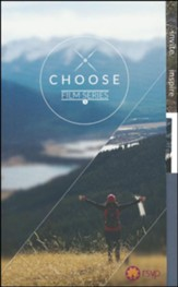 Choose Fim Series 5 - DVD and booklet