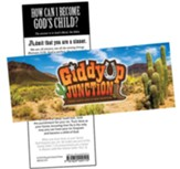 GiddyUp Junction: Gospel Bookmarks (pkg. of 50)