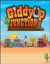 GiddyUp Junction: Poster