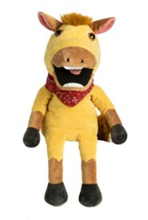GiddyUp Junction: Charlie the Horse Puppet