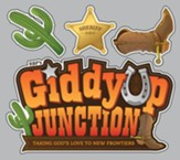 GiddyUp Junction: Iron-Ons (pkg. of 10)
