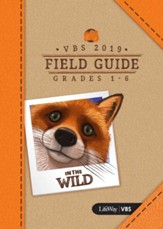 In The Wild: Grades 1-6 Field Guide