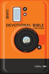 In The Wild: CSB Devotional Bible for Kids